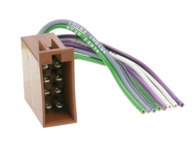 Adapterkabel ISO Buchse
