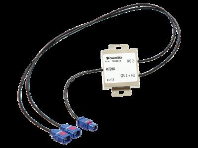 Antennensplitter GPS Fakra(m) > Fakra(f)/Fakra(f)