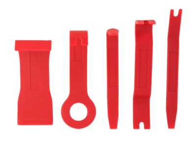 Abzieher hochfester Kunststoff 5 Teile