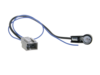 Antennenadapter GT13(f) > ISO(m) Honda/Mazda/Suzuki  lose