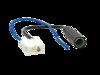 Antennenadapter DIN(f) > GT13(m) Toyota/Lexus/Subaru