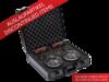 Scandinavia Pro Comp 16.5cm 3 Wege LS-System/Flight Case