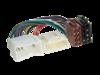 ISO Adapterkabel diverse Fahrzeuge 12Pin/24Pin Dacia