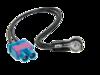 Antennenadapter Fakra(m)(doppel) > ISO(m)