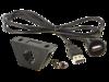 USB Einbaubuchse/Aufbaugehäuse universal