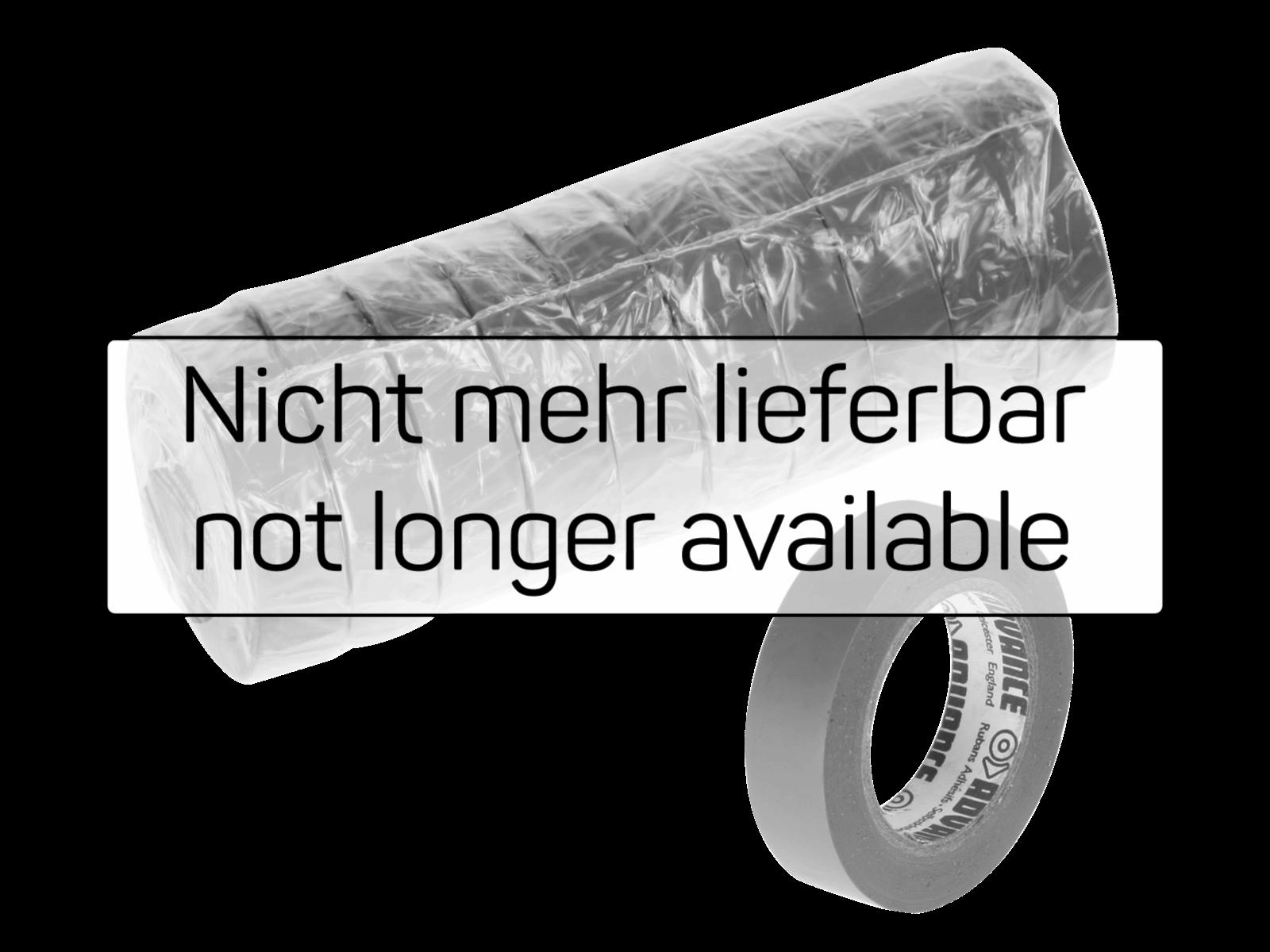 Isolierband 15 mm x 10 m grau 10 Stück