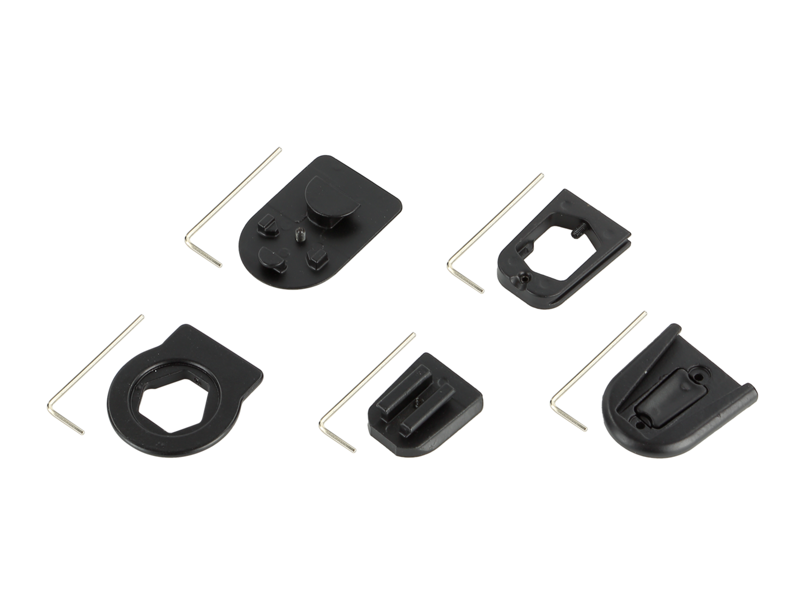 Fahrzeugspezifischer Halter für Spiegelmonitor universal
