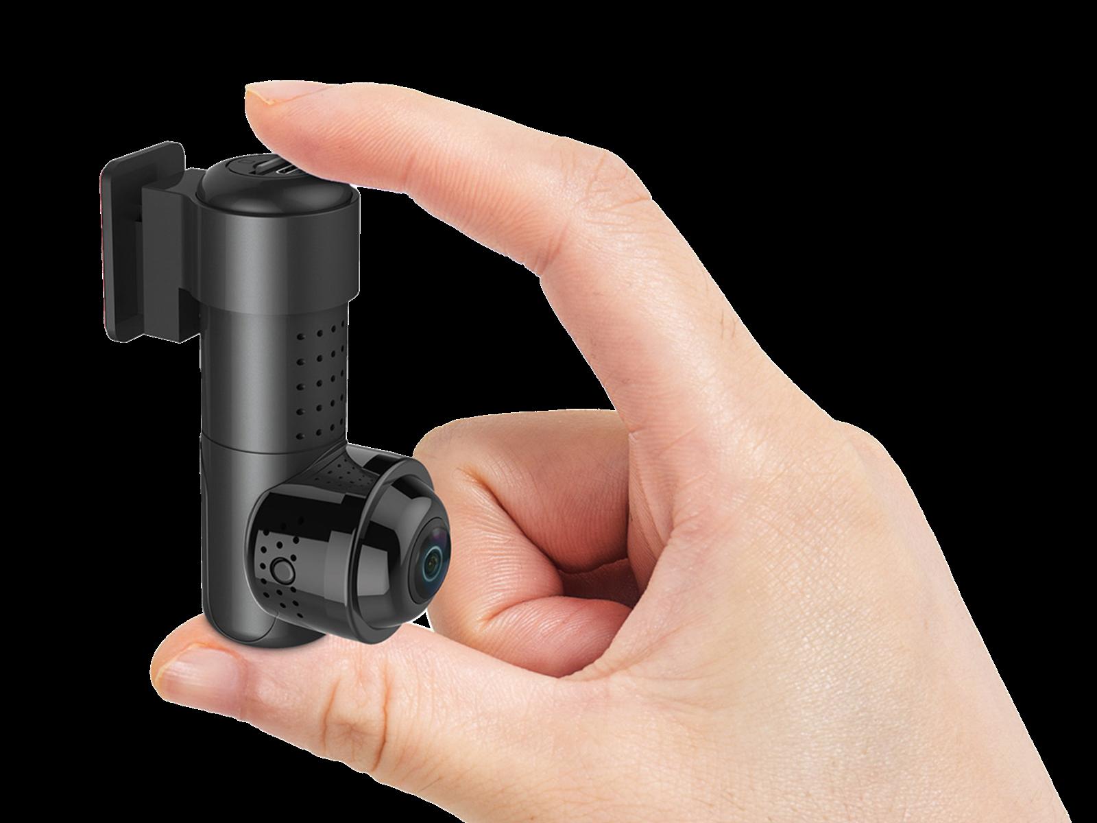 Dashcam UHD 360°/DVR Funktion/Nachtsicht/Heckkamera