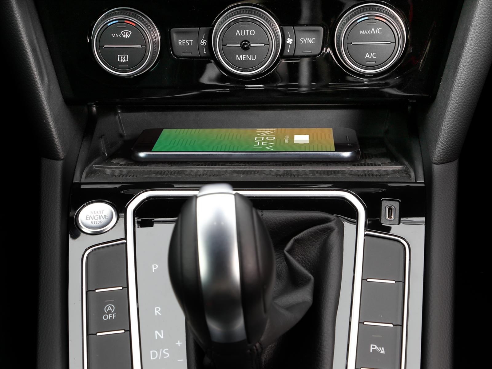 INBAY® Ablage VW Arteon(3H)/Passat B8(3G) MOPF 15W