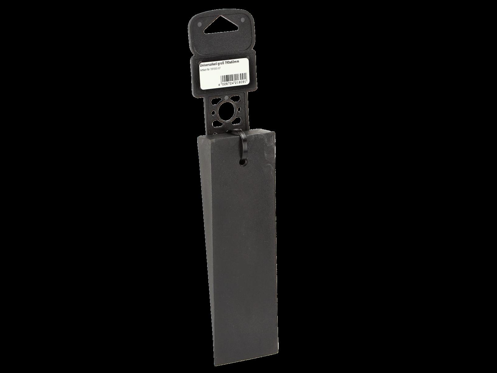 Montagekeil hochfester Kunststoff 190mmx60mm